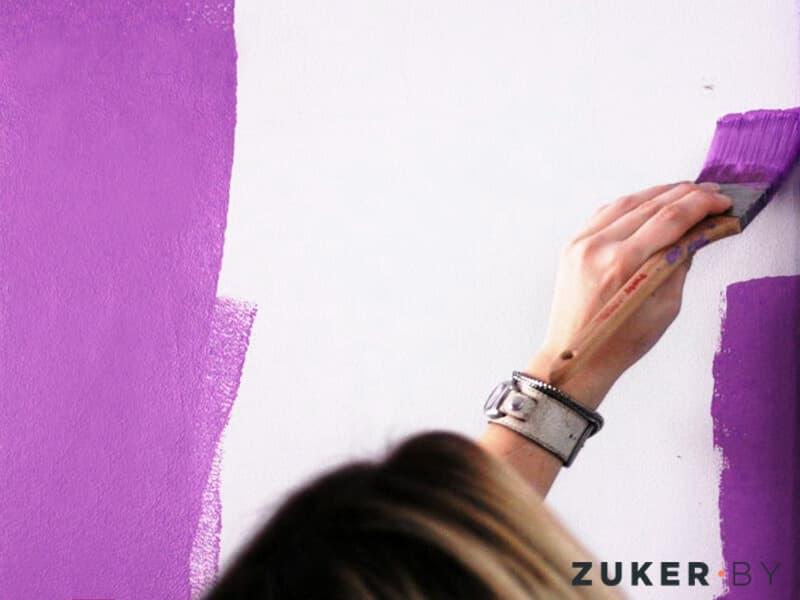 Эмалевая краска для панелей ПВХ