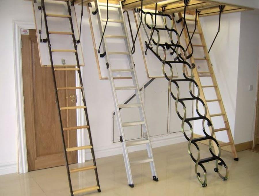 """Картинки по запросу """"Как выбрать чердачную лестницу"""""""